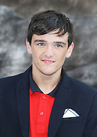 George Sampson, The Lone Ranger UK Film Premiere, Leicester Square, London UK, 21 July 2013, (Photo by Richard Goldschmidt)
