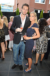 OLLIE BREACH and KAYLEIGH CURNEEN at the Beat Summer party hosted by Luca del Bono at L'Atelier De Joel Robuchon, 13-15 West Street, Covent Garden, London on 1st July 2008.<br /><br />NON EXCLUSIVE - WORLD RIGHTS