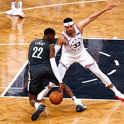 20,04,2019 NBA: Playoffs-Philadelphia 76ers at Brooklyn Nets