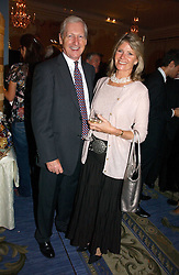 MR BARRY & LADY CHARLOTTE DINAN at a party to celebrate the launch of The Business - London's First Global Business Magazine held at the Mandarin Oriental Hyde Park, 66 Knightsbridge, London on 11th October 2006.<br /><br />NON EXCLUSIVE - WORLD RIGHTS