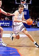 Francia 27/06/1999<br /> Campionati Europei di Basket Francia 1999<br /> Italia-Rep. Ceka<br /> Alessandro De Pol