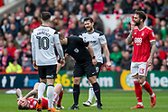Nottingham Forest v Derby County