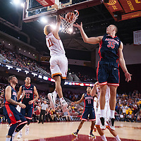 USC Basketball v Arizona | Regulation