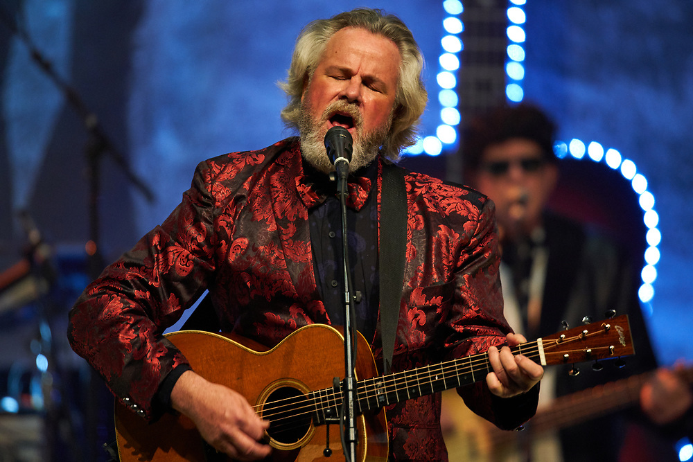 AUSTIN, TX - December 16:  Robert Earl Keen. Robert Earl Keen and the Robert Earl Keen Band in concert at ACL Live at the Moody Theater in Austin, Texas on December 16, 2017. (Photograph ©2017 Darren Carroll)