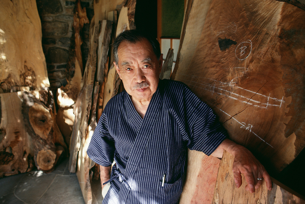 George Nakashima, New Hope, Bucks County, PA