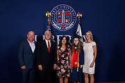 Liberty University's 46th Commencement Ceremony is held on Saturday, May 11, 2019. (Photo by Joel Coleman)