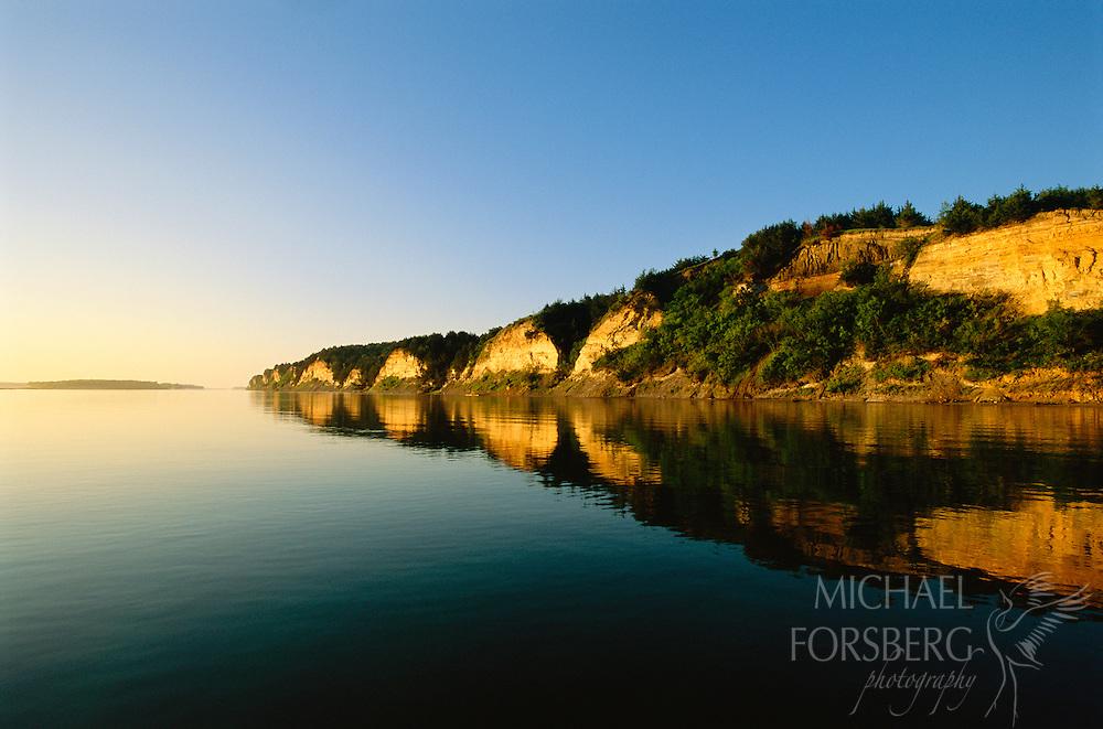 Missouri Recreational Riverway, Nebraska.