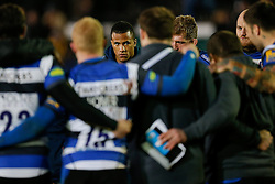 England and Bath winger Anthony Watson smiles after the match in between Six Nations fixtures - Photo mandatory by-line: Rogan Thomson/JMP - 07966 386802 - 06/03/2015 - SPORT - RUGBY UNION - Bath, England - The Recreation Ground - Bath Rugby v Sale Sharks - Aviva Premiership.