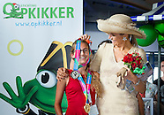 Queen Máxima is Saturday, August 29th at the Ambassador Days 'cheer up' Stichting Opkikker  which th