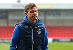 Tony Craig of Bristol Rovers - Mandatory by-line: Robbie Stephenson/JMP - 02/04/2018 - FOOTBALL - Highbury Stadium - Fleetwood, England - Fleetwood Town v Bristol Rovers - Sky Bet League One