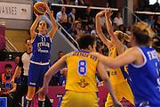 Vannes, 15/06/2013<br /> Eurobasket Women 2013<br /> Italia - Svezia<br /> Nella foto: raffaella masciadri<br /> Foto Ciamillo