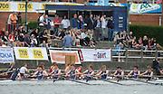 Gent, BELGIUM,  Heat of the men's Junior eightsJM8+ at the International Belgian Rowing Championships, Saturday 09/05/2009, [Mandatory Credit. Peter Spurrier/Intersport Images]