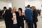 TIM NOBLE; SUE WEBSTER, STICKS WITH DICKS AND SLITS, Tim Noble and Sue Webster. Blain Southern. hanover Sq. london. 2 February 2017