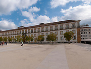 Coimbra University. Paco das Escolas, the Old University (Velha Universidade), Coimbra, Portugal