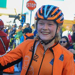 10-11-2019: Wielrennen: Europees Kampioenschap Veldrijden: Silvelle<br />Puck Pieterse