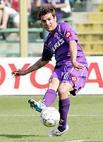 "Adrian Mutu (Fiorentina)<br /> Italian ""Serie A"" 2006-07 <br /> 15 Apr 2007 (Match Day 32)<br /> Fiorentina-Siena (1-0)<br /> ""Artemio Franchi"" Stadium-Firenze-Italy<br /> Photographer Luca Pagliaricci INSIDE"