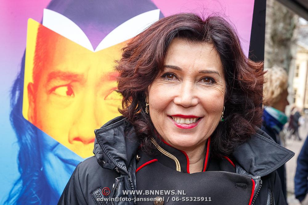 NLD/Den Haag/20180117 - Aftrap Lees met andermans ogen, Nevin Özütok