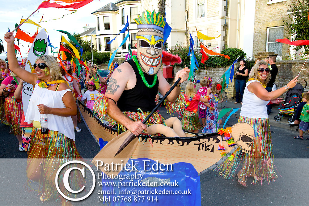 2011, Ryde Carnival, Ryde, Isle of Wight, England, UK, Photographs of the Isle of Wight by photographer Patrick Eden photography photograph canvas canvases