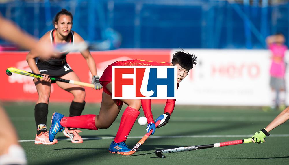 AUCKLAND - Sentinel Hockey World League final women<br /> Match id 10297<br /> 07 Germany v China<br /> Foto: defending<br /> WORLDSPORTPICS COPYRIGHT FRANK UIJLENBROEK