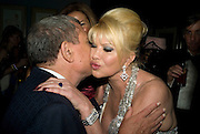 SOL KERZNER AND IVANA TRUMP. Patti and Andy Wong  host a night of Surrealism to Celebrate the Chinese Year of the Rat. County Hall Gallery and Dali Universe. London. 27 January 2008. -DO NOT ARCHIVE-© Copyright Photograph by Dafydd Jones. 248 Clapham Rd. London SW9 0PZ. Tel 0207 820 0771. www.dafjones.com.