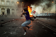 2011 - Rome's 'Occupy' protest