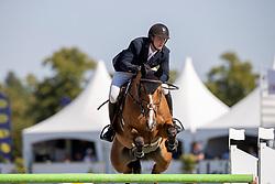 Schuttert Hendrik Jan, NED, Expensive<br /> Nederlands Kampioenschap Springen<br /> De Peelbergen - Kronenberg 2020<br /> © Hippo Foto - Dirk Caremans<br />  06/08/2020