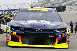 May 5, 2018 - Dover, Delaware, United States of America - William Byron (24) brings his car through the garage during practice for the AAA 400 Drive for Autism at Dover International Speedway in Dover, Delaware. (Credit Image: © Chris Owens Asp Inc/ASP via ZUMA Wire)