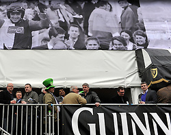 ©London News pictures. 16/03/11.Racegoers attend the 100th Cheltenham Festival in Gloucestershire,  today (wed 16/03/11). Picture Credit should read Stephen Simpson/LNP
