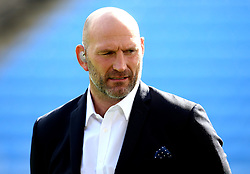 Former Wasps player turned pundit Lawrence Dallaglio - Mandatory by-line: Robbie Stephenson/JMP - 17/09/2017 - RUGBY - Ricoh Arena - Coventry, England - Wasps v Harlequins - Aviva Premiership