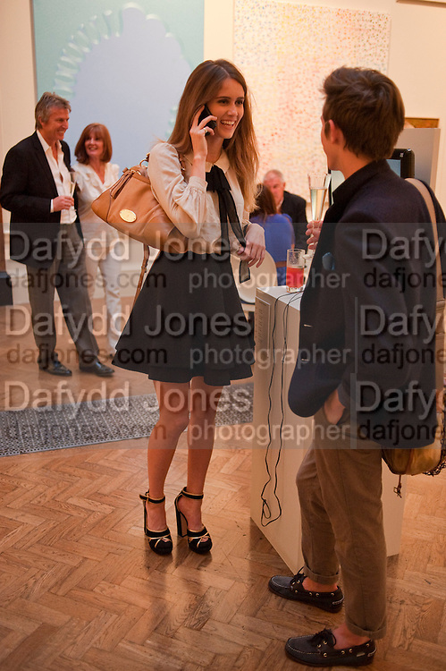 JADE WILLIAMS ( SUNDAY GIRL) ALEX LEE, Royal Academy of Arts Summer Exhibition Preview Party 2011. Royal Academy. Piccadilly. London. 2 June <br /> <br />  , -DO NOT ARCHIVE-© Copyright Photograph by Dafydd Jones. 248 Clapham Rd. London SW9 0PZ. Tel 0207 820 0771. www.dafjones.com.