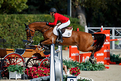 Klaphake Laura, GER, Catch Me If You Can 21<br /> CSIO Barcelona 2017<br /> © Hippo Foto - Dirk Caremans<br /> 28/09/2017