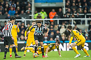 Newcastle United v Brighton & Hove Albion 30/12/2017