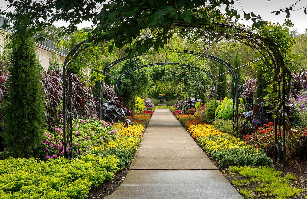 Pergola Garden Design