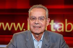 """21.03.2016, WDR Studio B, Koeln, GER, Das Erste TV Talkshow, Hart aber Fair, Zocker belohnen, Sparer bestrafen, Zinspolitik gegen die Buerger, im Bild Michael Opoczynski (Wirtschafts- und Verbraucherjournalist, langjaehriger Moderator des ZDF-Verbrauchermagazins ?WISO?) // during the german TV Talkshow Hart aber Fair, """"Gamblers reward, punish savers? Interest rate policy against the citizens"""" at the WDR Studio B in Cologne, Germany on 2016/03/21. EXPA Pictures © 2016, PhotoCredit: EXPA/ Eibner-Pressefoto/ Schueler<br /> <br /> *****ATTENTION - OUT of GER*****"""