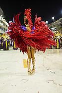 RIO DE JANEIRO, Brazil - March 06 of 2011: Samba dancers in Rio de Janeiro's 2011 Carnival, at Marquês de Sapucaí avenue.  (photo: Caio Guatelli)