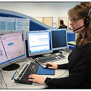 Viasat group, sede di Venaria Reale (TO), centrale operativa che fornisce il servizio di assistenza, sicurezza e help desk.