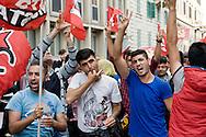 Roma 4  Giugno 2013<br /> Diverse centinaia di persone, anche i cittadini curdi, hanno partecipato ad una manifestazione di protesta davanti all 'ambasciata turca in solidarietà con i manifestanti in Turchia e per chiedere le dimissioni del leader turco Erdogan. lKurdi contro la repressione in Turchia<br /> Several hundred people, also Kurdish citizens, participated in a protest in front of the 'Turkish Embassy  in solidarity with protesters in Turkey and to demand the resignation of Turkish leader Erdogan.