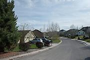 The home of Markus Kaarma on May 2, 2014, in the Grant Creek neighborhood of Missoula, Montana. Kaarma is accused of shooting and killing Diren Dede, a German exchange student in his garage on April 27, 2014.