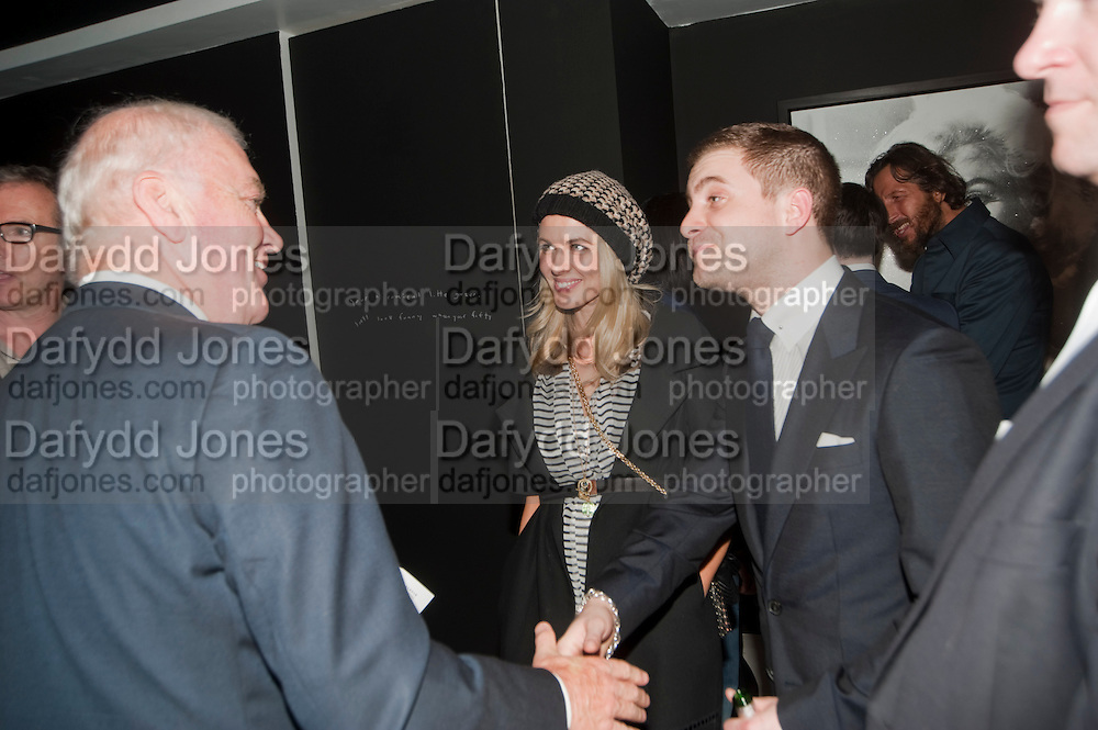 JAMES OSBORNE; DONNA AIR; TY WOOD, Russell Young: American Envy - private view<br /> Scream Gallery Bruton Street, London, 7 April 2011. <br /> <br /> -DO NOT ARCHIVE-© Copyright Photograph by Dafydd Jones. 248 Clapham Rd. London SW9 0PZ. Tel 0207 820 0771. www.dafjones.com. *** Local Caption ***<br /> JAMES OSBORNE; DONNA AIR; TY WOOD, Russell Young: American Envy - private view<br /> Scream Gallery Bruton Street, London, 7 April 2011. <br /> <br /> -DO NOT ARCHIVE-© Copyright Photograph by Dafydd Jones. 248 Clapham Rd. London SW9 0PZ. Tel 0207 820 0771. www.dafjones.com.
