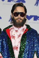 Jared Leto at the 2017 MTV Video Music Awards held at the Forum in Inglewood, USA on August 27, 2017.