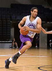 G/F Xavier Henry (Oklahoma City, OK / Putnam City).  The NBA Player's Association held their annual Top 100 basketball camp at the John Paul Jones Arena on the Grounds of the University of Virginia in Charlottesville, VA on June 18, 2008
