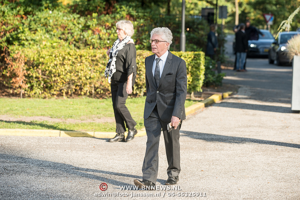 NLD/Leusden/20181005 - Bn-ers nemen afscheid van Koos Alberts, Jacques d'Ancona