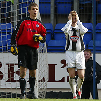 St Johnstone v St Mirren....26.04.03<br />