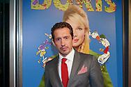 AMSTERDAM - In de DeLaMar Theater is de rode loper uitgelegd voor 'Doris'. Met hier op de foto Jakob Derwig. FOTO LEVIN DEN BOER - PERSFOTO.NU