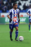 8.4.2016, Sonera Stadion, Helsinki.<br /> Veikkausliiga 2016.<br /> Helsingin Jalkapalloklubi - Vaasan Palloseura.<br /> Nikolai Alho - HJK
