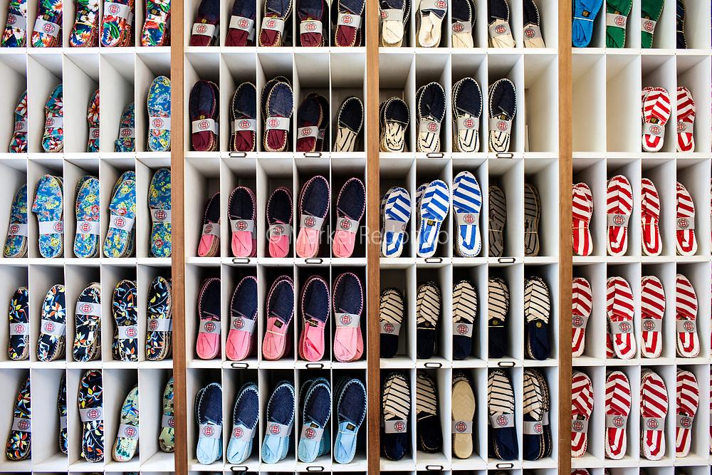 Art of Soule shop in Biarritz, France.