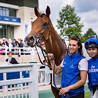 Kitesurf (M. Barzalona) wins Prix de Royaumont Gr. 3 in Chantilly, France, 04/06/2017 Photo: Zuzanna Lupa / Racingfotos.com