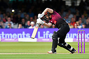 Tom Abell of Somerset batting during the Royal London 1 Day Cup Final match between Somerset County Cricket Club and Hampshire County Cricket Club at Lord's Cricket Ground, St John's Wood, United Kingdom on 25 May 2019.