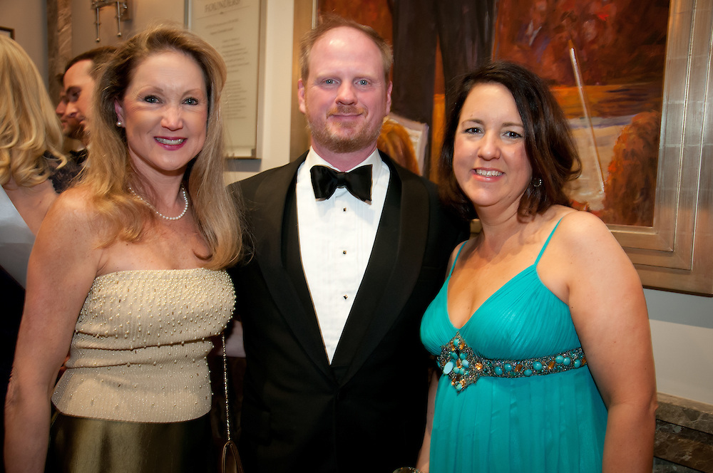 Terri Patton, Doug and Ashley Henry