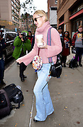 Nov. 19, 2015 - New York City, NY, USA - <br /> <br /> Actress Kate Hudson wears a casual and cosy outfit as she leaves a downtown hotel on November 19 2015<br /> ©Exclusivepix Media